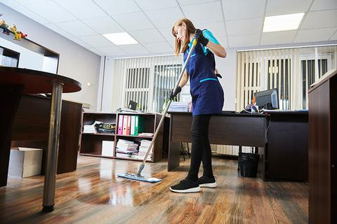 Office Commercial Cleaning in Scotland and Glasgow